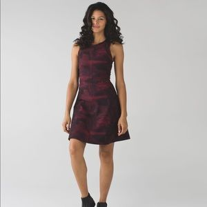 Lululemon &go 'Til Dawn Dress